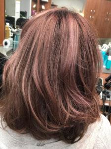 rose-gold-hair-color-m2-salon-cary-nc
