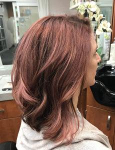 rose-gold-hair-color-m2-salon-morrisville-nc